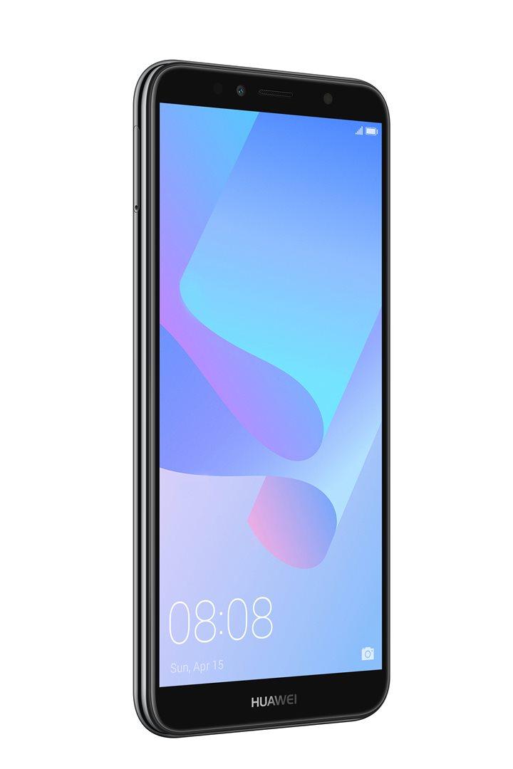 Dostupný telefon Huawei Y6 Prime 2018