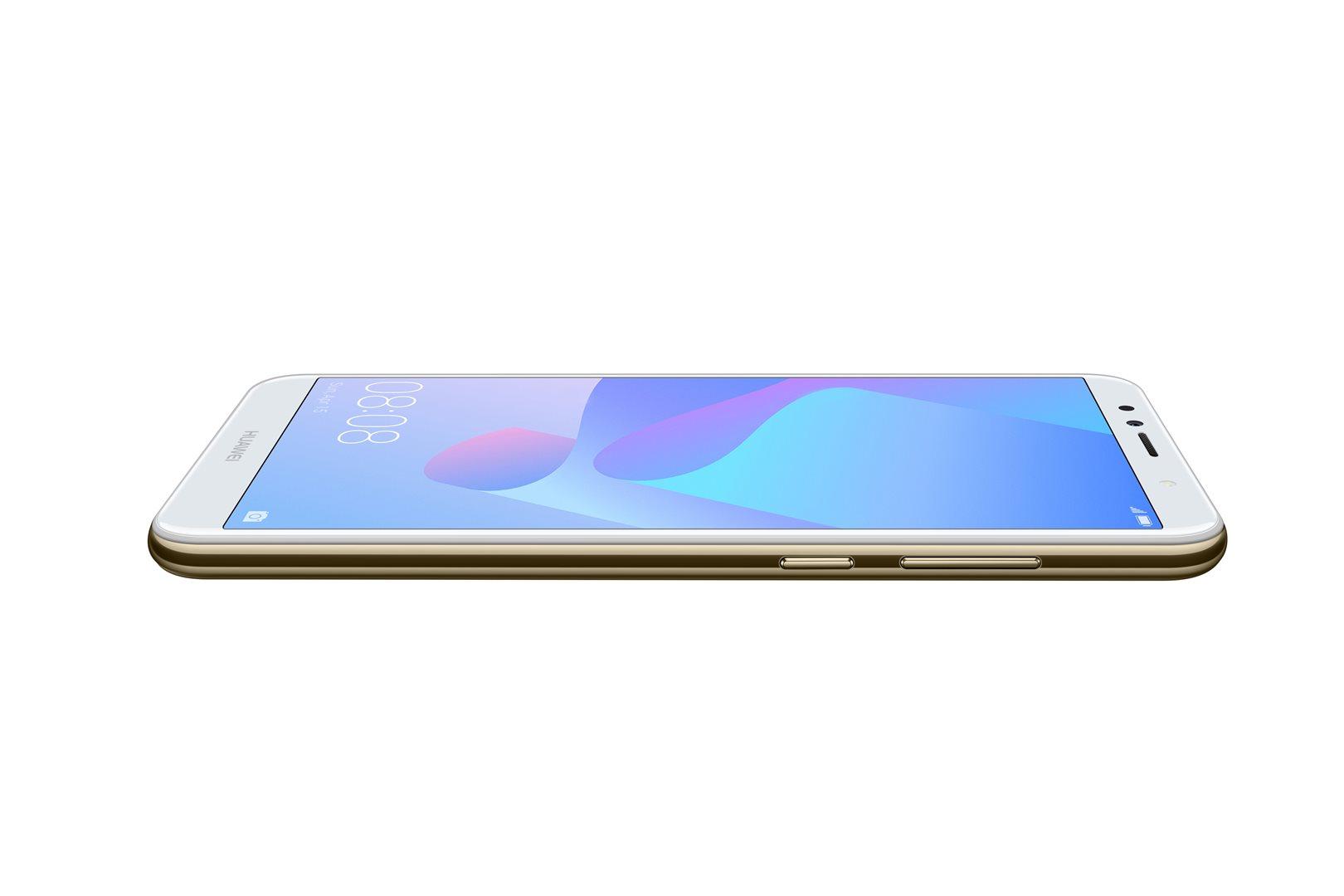Jedinečný telefon Huawei Y6 Prime 2018