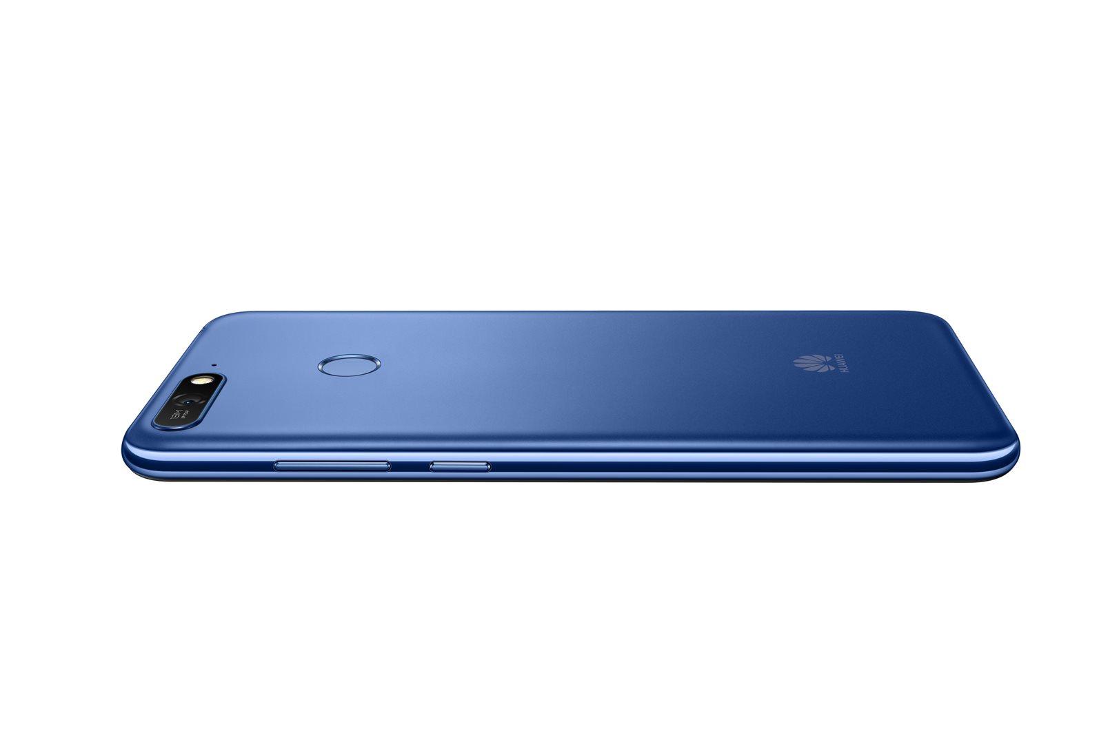 Stylový smartphone Huawei Y6 Prime 2018