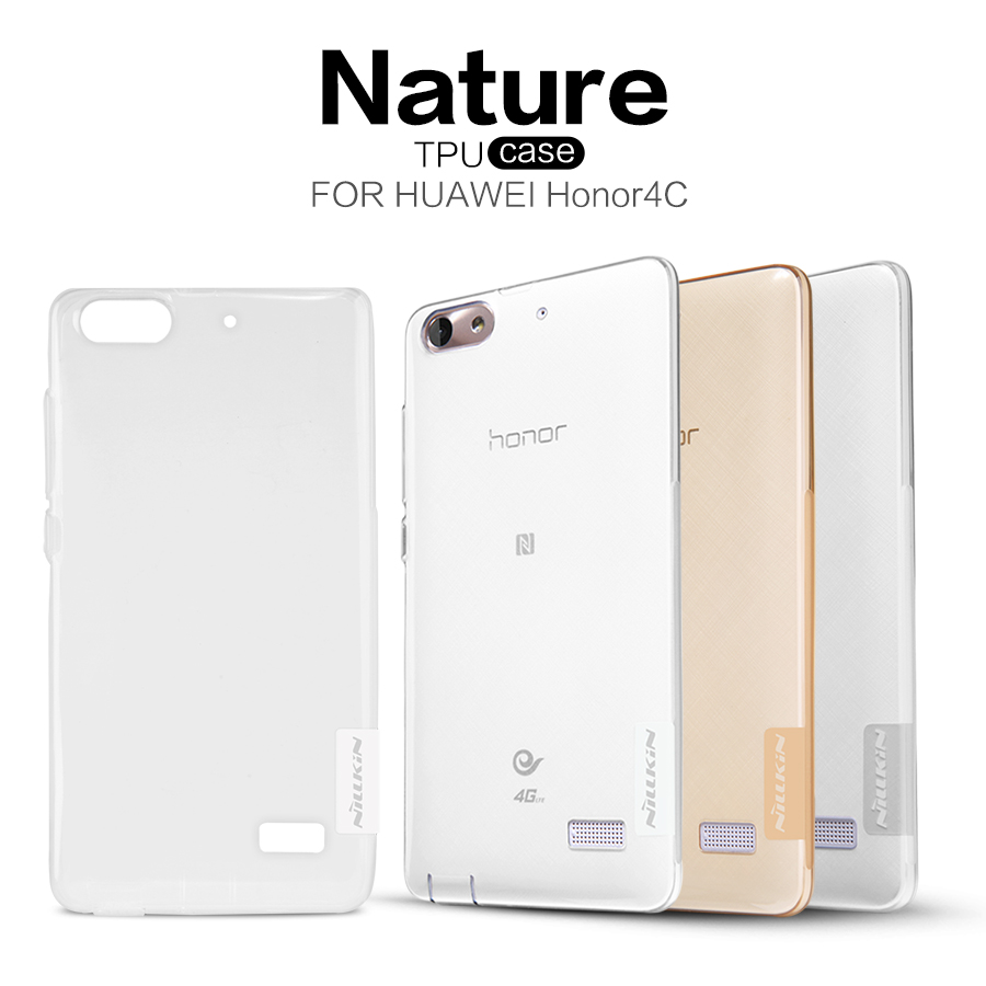 Nillkin Nature silikonové pouzdro pro Xiaomi Mi8, Grey