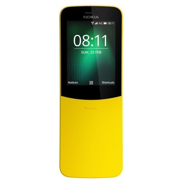 Kultovní telefon Nokia 8110