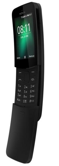 Vysouvací telefon Nokia 8110