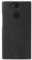 Krusell zadní kryt SUNNE pro Sony Xperia XA2, černá