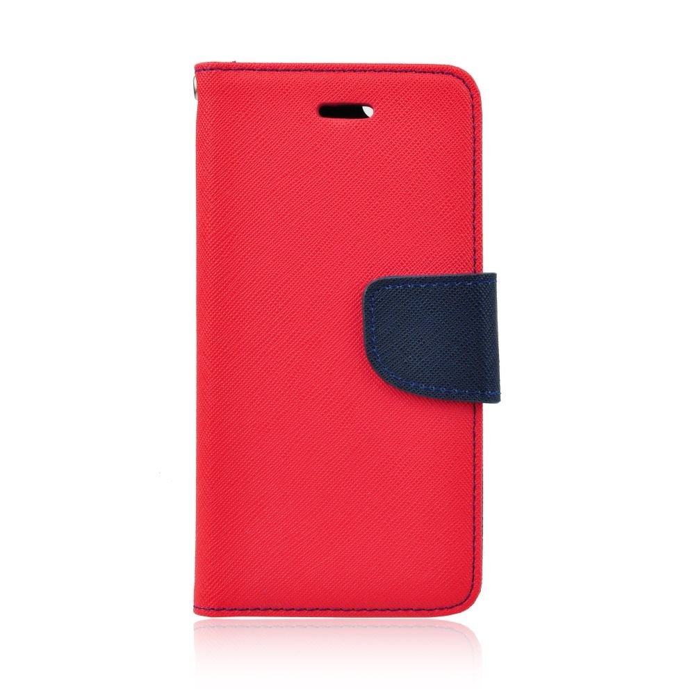 Fancy Diary flipové puzdro Nokia 6.1 (2018), red blue