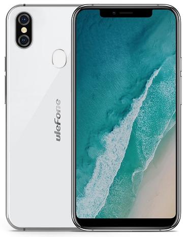 Chytrý telefon Ulefone X
