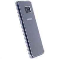 Krusell zadní kryt KIVIK pro Samsung Galaxy S8+, transparentní