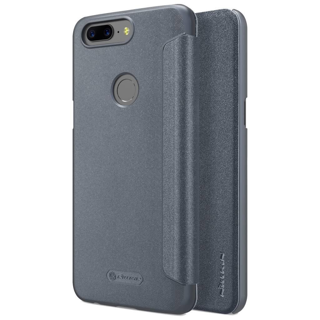 Nillkin Sparkle flipové pouzdro pro Xiaomi Mi8, black