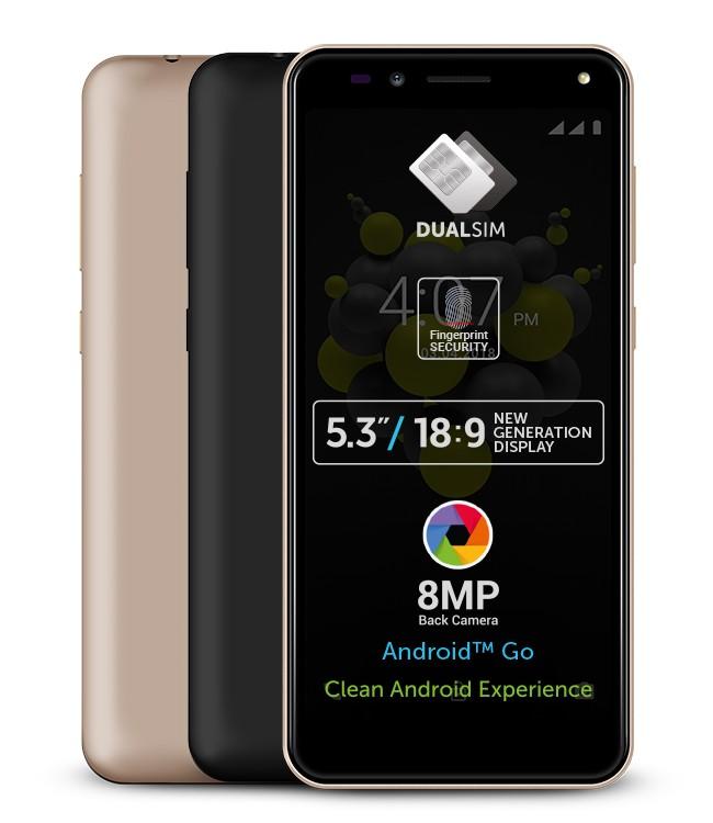Dotykový telefon Allview A9 Plus