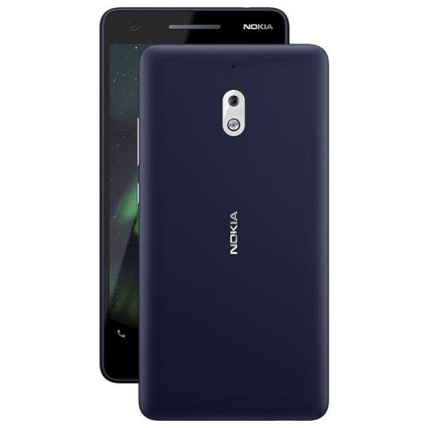 Stylový telefon Nokia 2.1