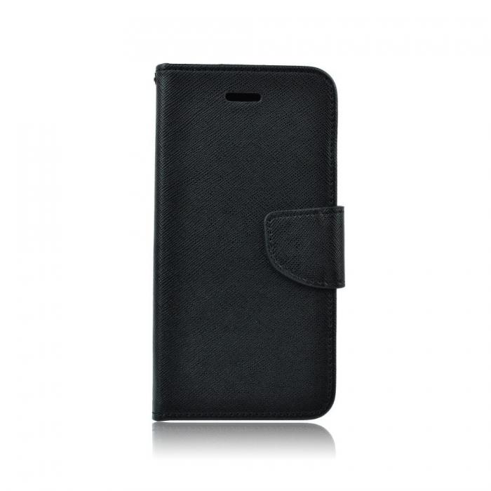 Flipové puzdro Fancy Diary Samsung Galaxy A6 2018, black