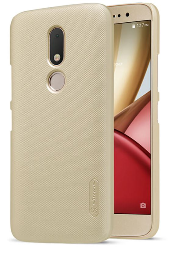 Nillkin Super Frosted kryt + fólie Xiaomi Pocophone F1, gold