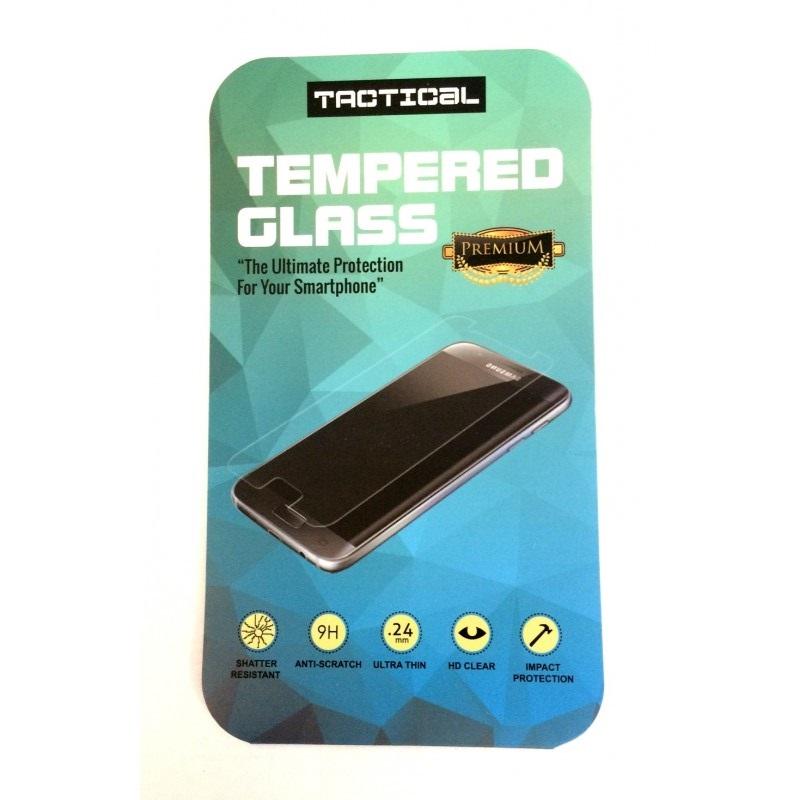 Tactical Tvrdené Sklo 2.5D pre Xiaomi Pocophone F1, black (EU Blister)