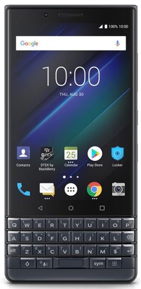 Stylový telefon BlackBerry KEY2 LE QWERTY