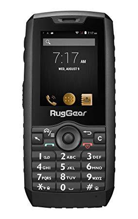 Odolný telefon RugGear RG160