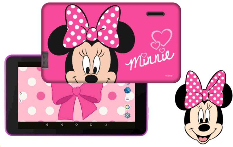 eSTAR Beauty HD 7 Minnie růžová