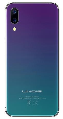 Kvalitní telefon UMiDIGI ONE