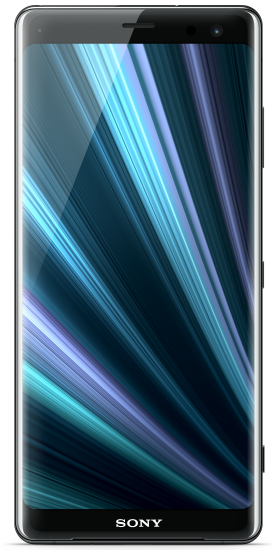 Chytrý telefon Sony Xperia XZ3
