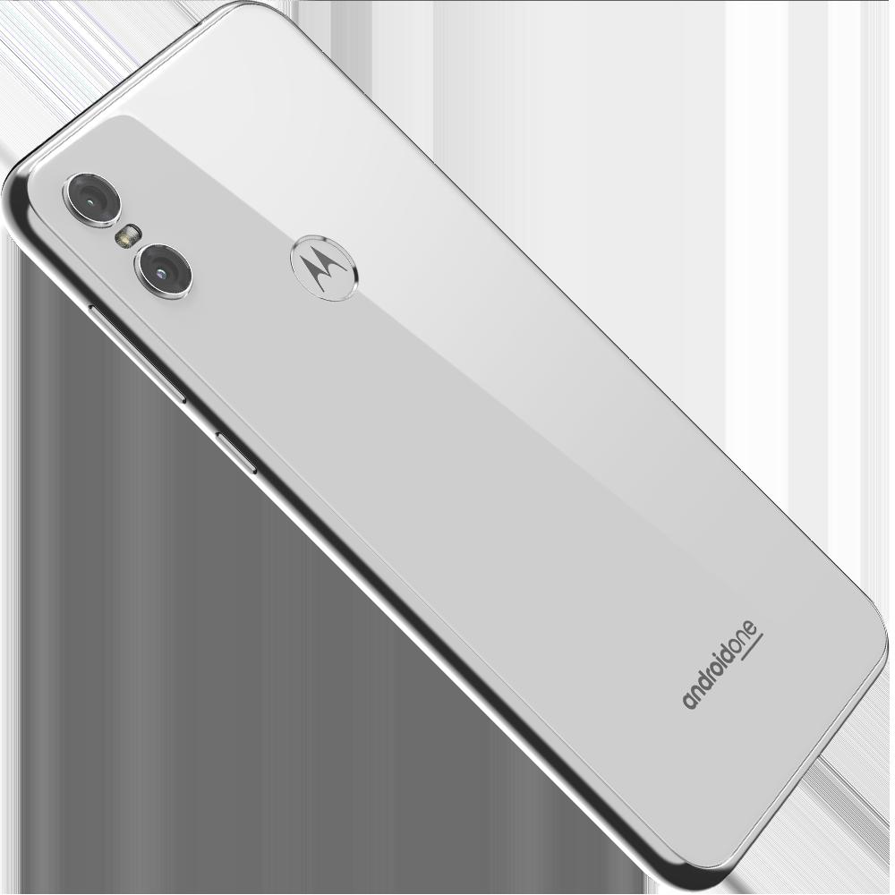 Dotykový telefon Motorola One