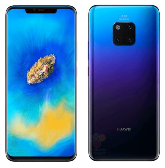 Smartphone Huawei Mate 20 Pro