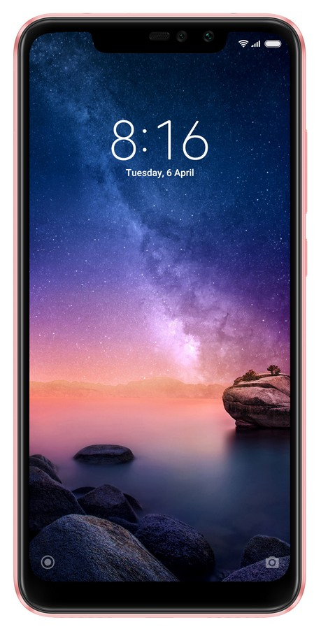 Elegantní smartphone Xiaomi Redmi Note 6 Pro