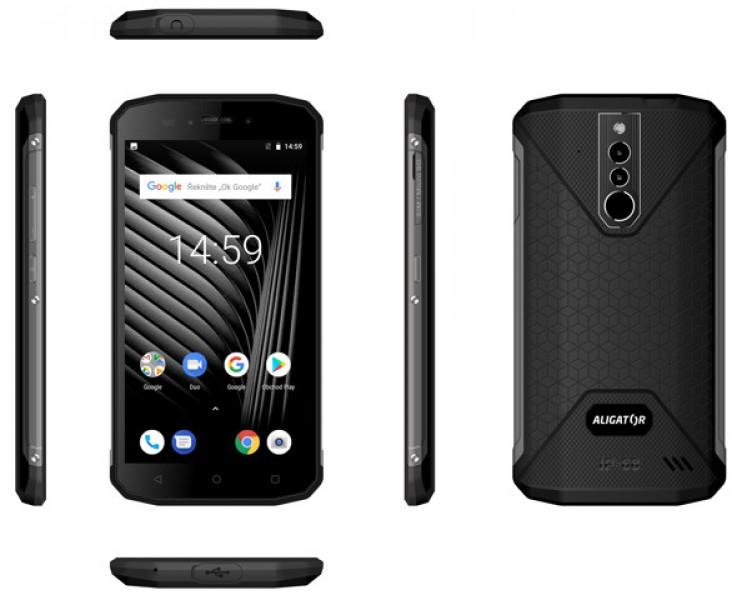 Outdoorový telefon Aligator RX600