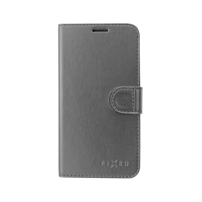 Flipové pouzdro Fixed FIT Shine pro Xiaomi Pocophone F1, antracitové