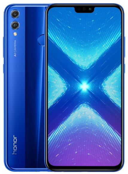 Luxusní smartphone Honor 8X