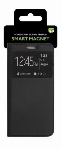 Flipové pouzdro Smart View pro LG Q7, black