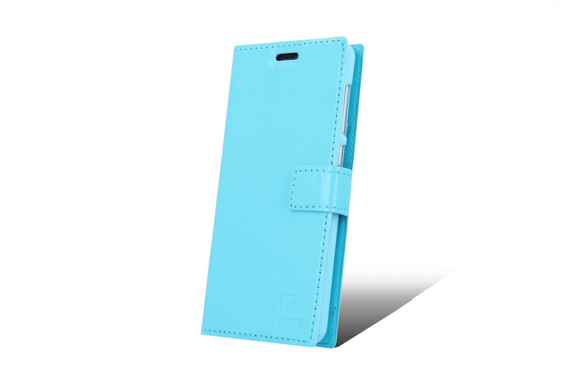 Flipové pouzdro pro myPhone Pocket 18x9 modrá