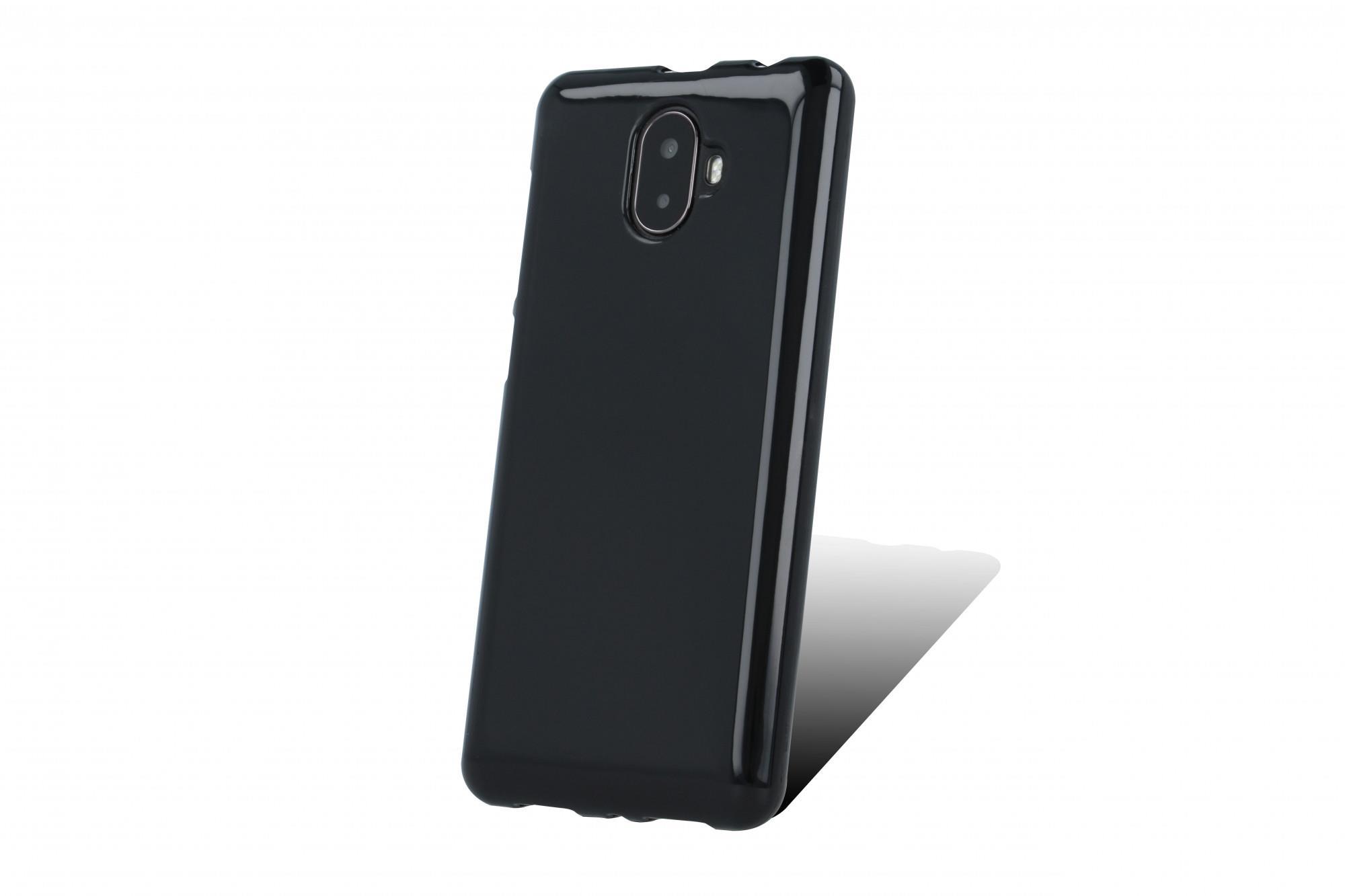 Silikonové TPU pouzdro pro myPhone Pocket 18x9 černá