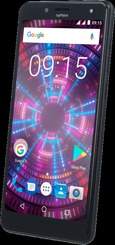 Dotykový telefon myPhone Fun 18x9