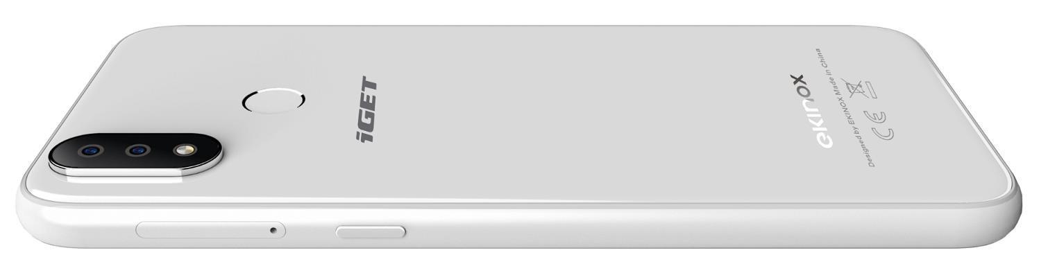 Smartphone iGET EKINOX E8 Ultra
