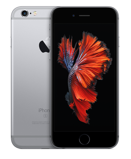 Dotykový telefon Apple iPhone 6s 16GB Space Grey