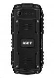 Tlačítkový telefon iGET Defender D10
