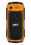 IP68 certifikovaný telefon iGET Defender D10