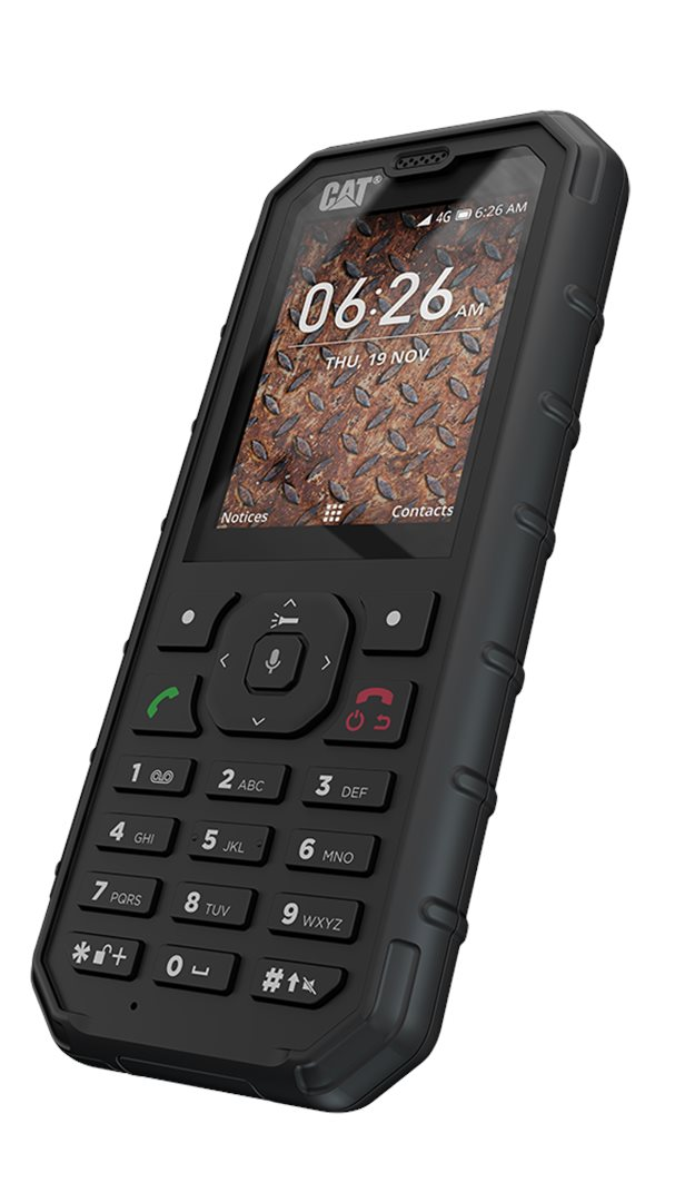 Klasický outdoor telefon Caterpillar B35
