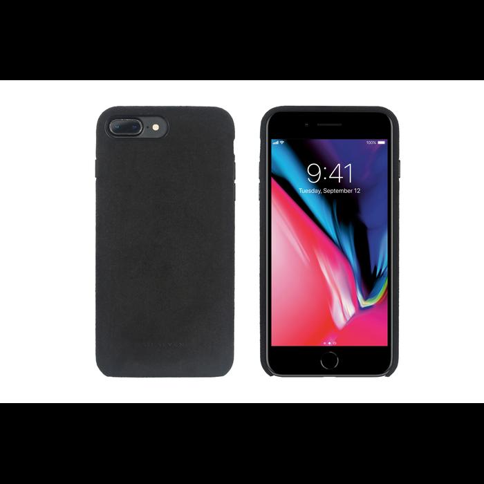 Zadní kryt SoSeven Sweet Gentleman Case MicroFiber pro Apple iPhone 7/8 Plus, Black