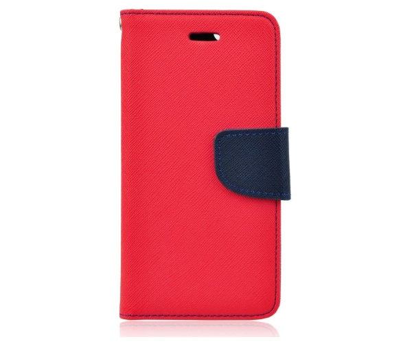 Flipové pouzdro Fancy Diary pro Huawei P smart 2019, červeno - modrá
