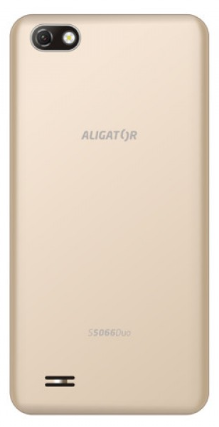 AligatorS5066 Duo 1GB/8GB zlatý