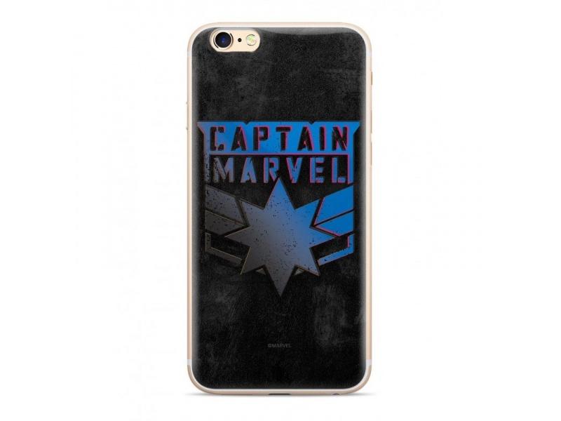 Zadní kryt Captain Marvel 015 pro Samsung Galaxy S10+, black