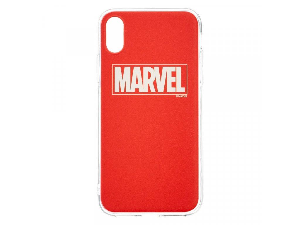 Zadní kryt Marvel 002 pro Xiaomi Mi A2 Lite, red