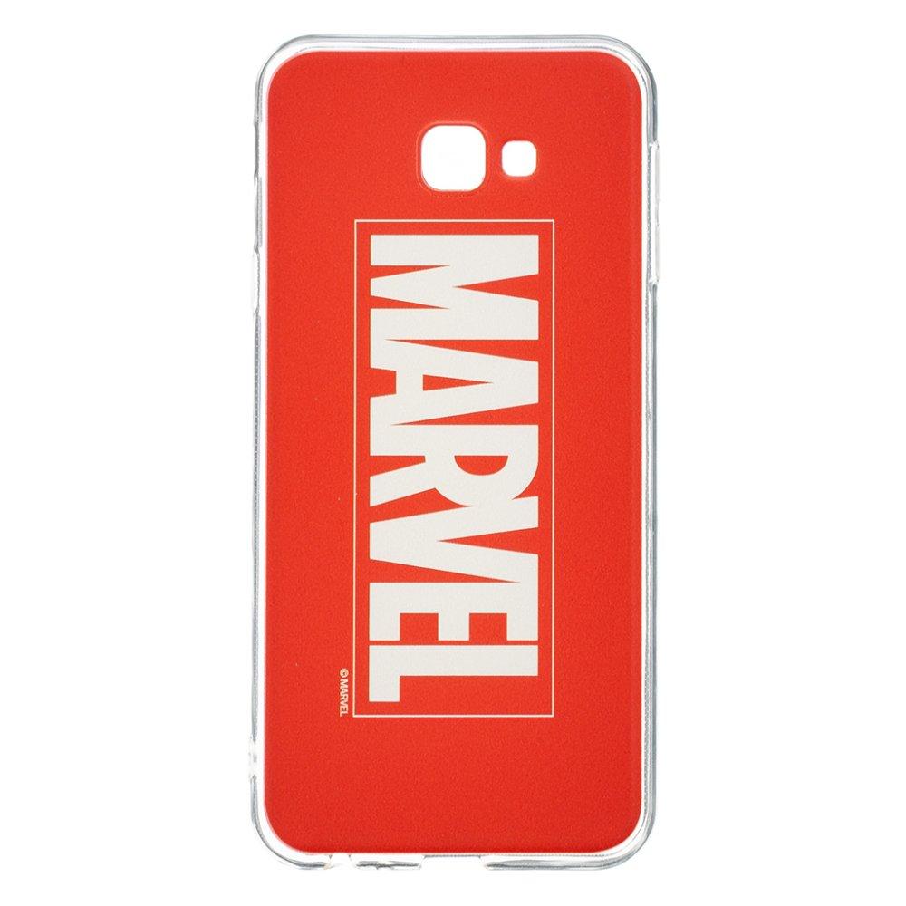 Zadní kryt Marvel 001 pro Samsung Galaxy S10+, red