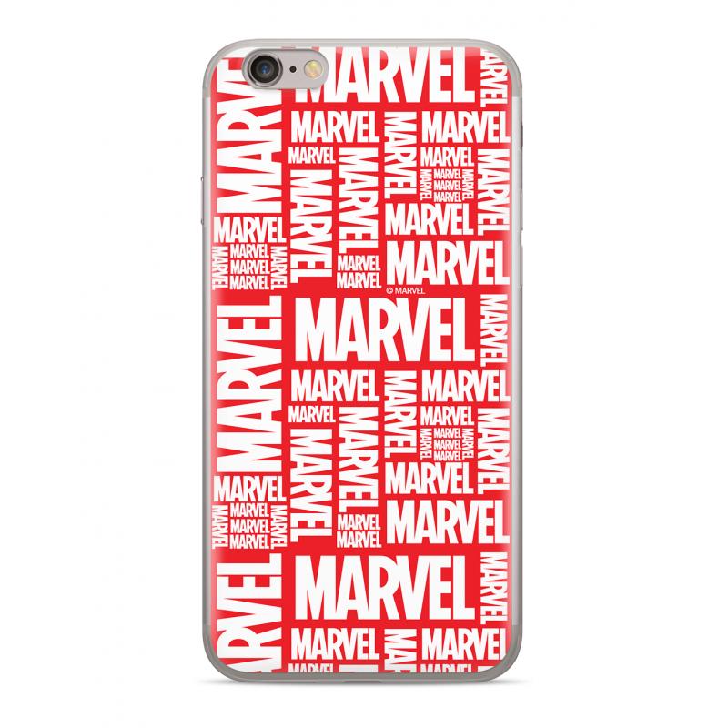 Zadní kryt Marvel 003 pro Samsung Galaxy S10+, red