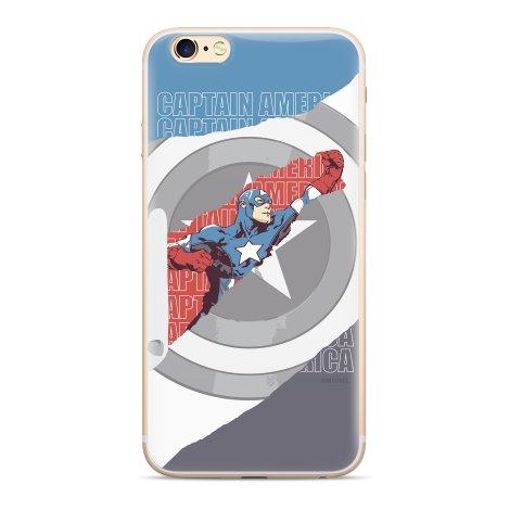 MARVEL Captain America 013 Zadní Kryt