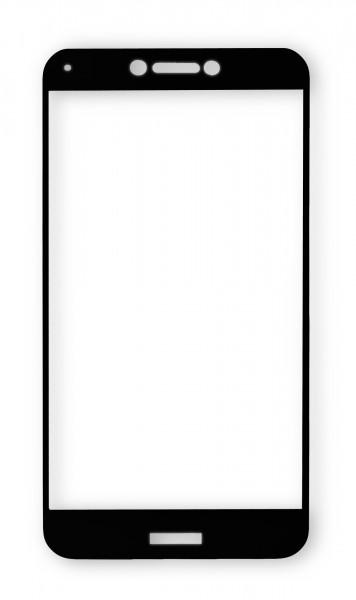 Tvrzené sklo Aligator GLASS PRINT pro Xiaomi Redmi Note 7, Black