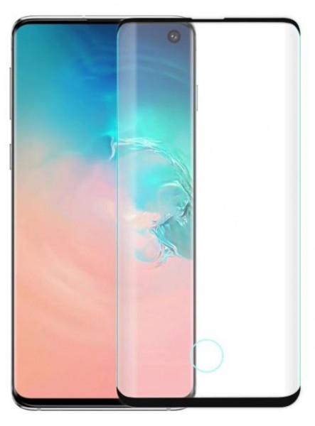 Tvrzené sklo Aligator GLASS FULL pro Samsung Galaxy S10
