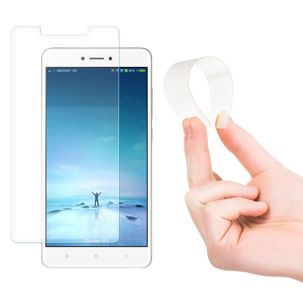 Tvrzené sklo Forcell Nano Glass pro Samsung Galaxy S10+, černá