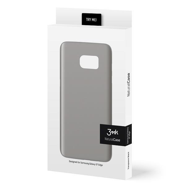 Kryt 3mk NaturalCase pro Samsung Galaxy S10+, transparentní černá