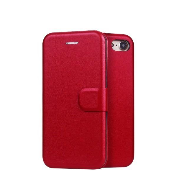 Pouzdro ALIGATOR Magnetto pro Samsung Galaxy S10 Plus, Red