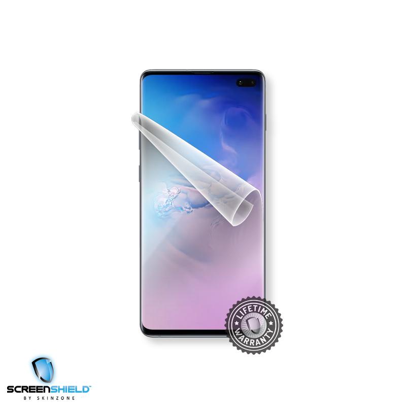 Ochranná fólie Screenshield™ pro Samsung Galaxy S10